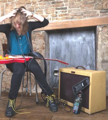 Les effets de jeu à la guitare