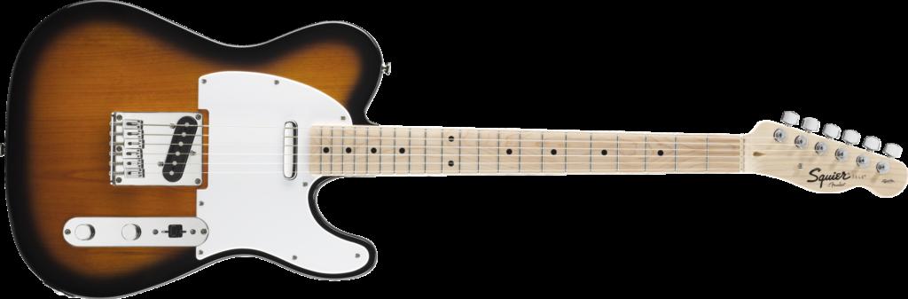 comparatif achat guitare electrique