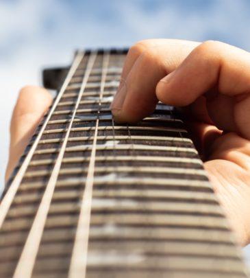 Maîtriser le manche de sa guitare