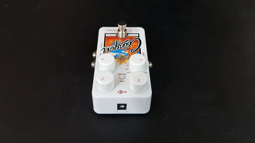 EHX Canyon test
