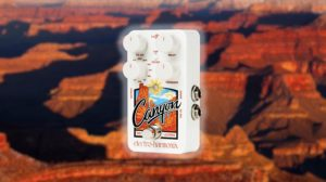 EHX Canyon delay : le must have !