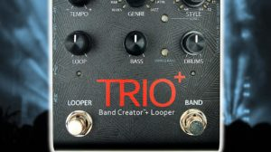 Digitech Trio+ Looper : le groupe de poche