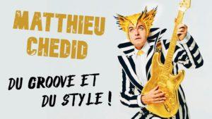 Matthieu Chedid – La bonne étoile