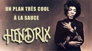 Un plan pour sonner Hendrix