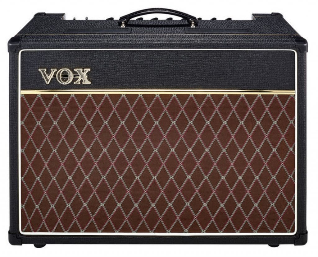 Le VOX AC15 C1 est l'ampli vintage par excellence : chaud, dynamique et plein de charme.