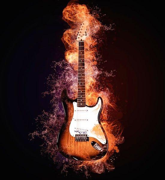 guitare majeure mineure